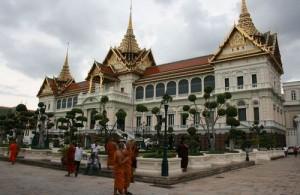 Het Grand Palace was tot 1946 de officiële residentie van het koningshuis.