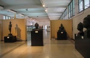 Het Nationaal Museum herbergt waardevol erfgoed van Thailand.