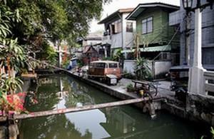 De wijk Banglamphu is vooral populair bij backpackers.