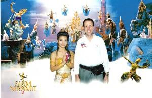 Shows op wereldniveau zie je in het Siam Niramit theater in Bangkok.