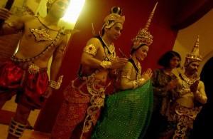In de Siam Niramit Show komt het verleden van Thailand tot leven.