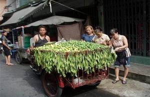 In Thonburi krijg je een goede indruk van het gewone leven in Bangkok.