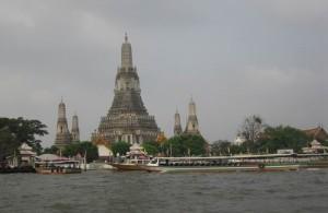 Wat Arun is een van de bekendste bezienswaardigheden van Bangkok.