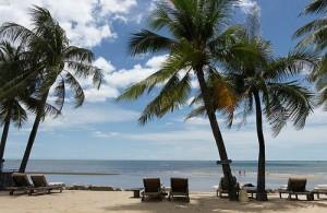 Hua Hin en Cha-am zijn twee populaire badplaatsen aan westkust van de Golf van Thailand.