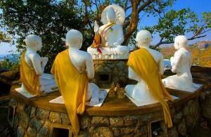 Hua Hin en Cha-am hebben vele culturele bezienswaardigheden.