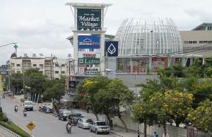 Market Village in Hua Hin heeft op winkelgebied veel te bieden.
