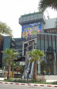 Pattaya heeft diverse grote winkelcentra waar je heerlijk kunt winkelen.
