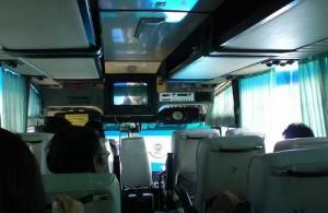 Vanuit Bangkok reis je per bus in ongeveer 2 uur naar Pattaya.