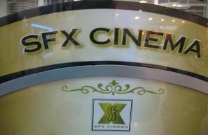 SF Cinema City heeft diverse luxe bioscopen op Phuket.