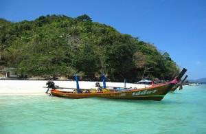 Cape Panwa is ideale plek voor als je op Phuket opzoek bent naar rust en stilte.