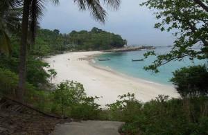 Freedom Beach behoort tot een van de mooiste stranden van Phuket.