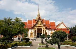 Wat Chalong is de belangrijkste Boeddhistische tempel op Phuket.