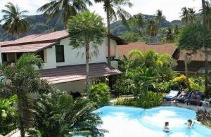 Om te overwinteren in Thailand kun je een woning kopen of huren.