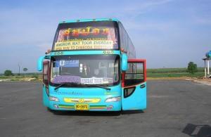 Diverse reisorganisaties in Thailand organiseren tours voor het maken van een visa run.
