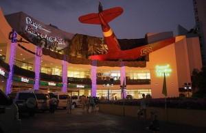 Royal Garden Plaza is een modern en toonaangevend winkelcentrum.