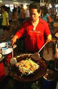 De Thepprasit Market is de grootste markt van Pattaya.