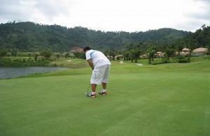 Loch Palm Golf Course is de originele golfbaan van Loch Palm Golf Club.