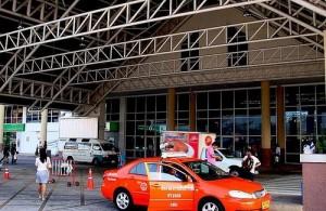 De Southern Bus Terminal (Sai Tai) is een nieuw busstation.