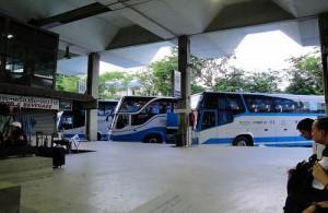 Vanaf Ekamai vertrekken de bussen naar het oosten en zuidoosten van Thailand.