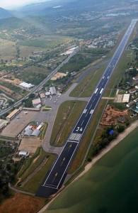 De faciliteiten op het vliegveld van Hua Hin zijn onlangs uitgebreid.