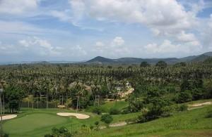 De Santiburi Samui Country Club is de meest gerenommeerde golfbaan van Koh Samui.