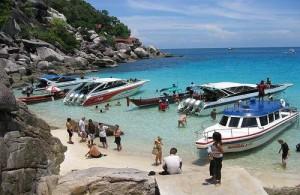 Koh Tao biedt veel faciliteiten voor snorkelaars en duikers.