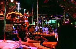 Het meest actieve nachtleven vind je op Koh Samui in Chaweng en Lamai.