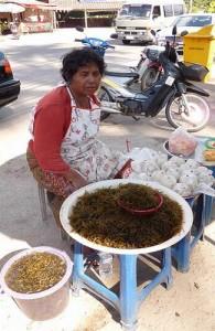 Op heel Koh Samui vinden dagelijks tal van markten plaats.
