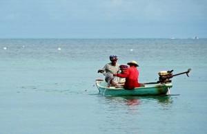 Tot de jaren 70 was de visvangst voor Koh Samui een belangrijke inkomstenbron.