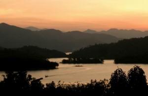 Het uitgestrekte Kaeng Krachan National Park ligt in het westen van Thailand.