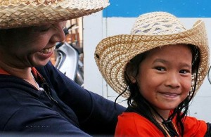 Thailand staat bekend als 'land van de glimlach'.