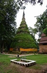 Wat Chedi Luang is een interessante bezienswaardigheid.