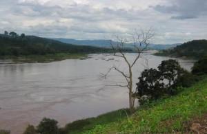 Langs de Mekong rivier vind je vele bijzondere plekken.