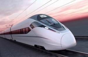 De hogesnelheidslijn tussen Bangkok en Chiang Mai staat gepland voor 2018.