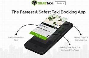 De Grab Taxi App staat voor veiligheid, snelheid en zekerheid.