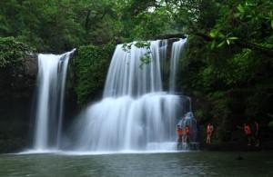 Een van de mooiste plekjes op Koh Kut is de prachtige waterval Khlong Chao.