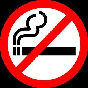 Ben ervan bewust dat in Bangkok op diverse plekken een rookverbod van kracht is!