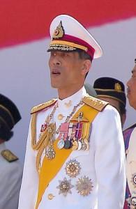Kroonprins Vajiralongkorn van Thailand geniet onder Thai niet hetzelfde respect als zijn vader.
