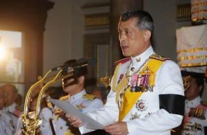 Kroonprins Vajiralongkorn is nu officieel koning Rama X.