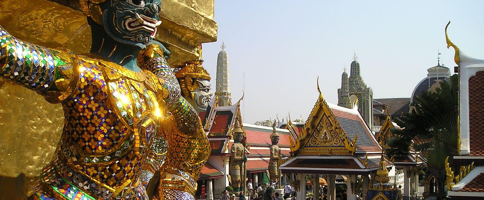 3 toffe tips voor Bangkok