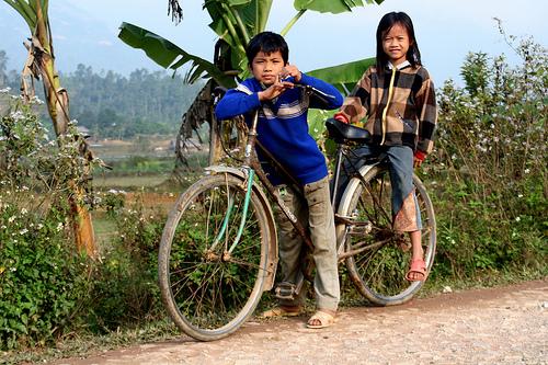 aziatische kinderen