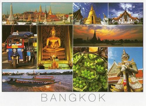 Bangkok heeft een groot aanbod van activiteiten en bezienswaardigheden.