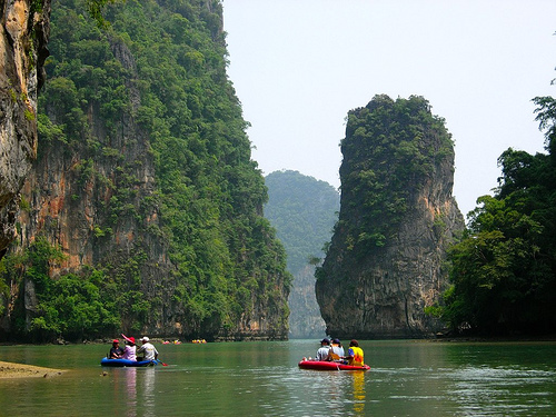 phuket kayakken
