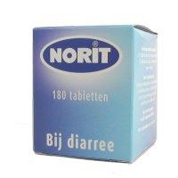 Neem Norit of Diacure mee naar Thailand.