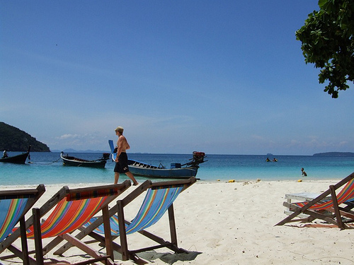 vakantie en reizen